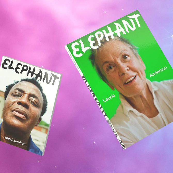 Elephant Magazine 46 AW2021