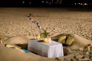 Sandcastle Picnic