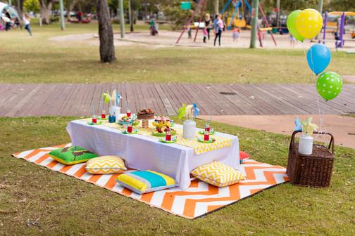 Kids Picnic in the park