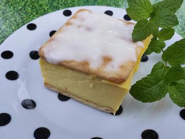 Vanilla slice to remember