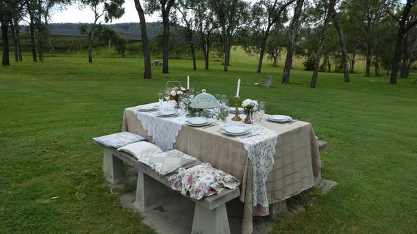 Bunjurgan Winery group party