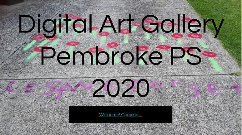 Digital Art Gallery Pembroke Primary Sch