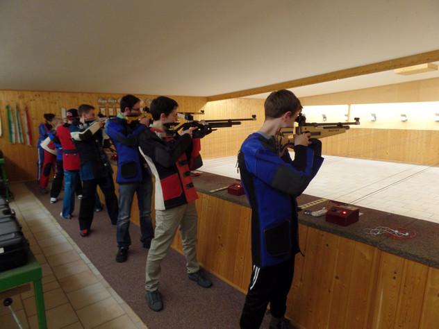Gaumeisterschaft Gewehr
