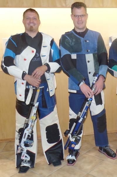 Bernhard Winklhofer & Wolfgang Hofer