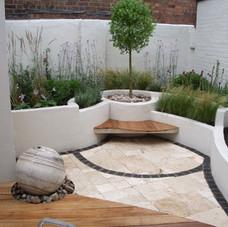 Cool Courtyard