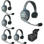 8 Eartec UL4S UltraLITE 5 Person Headset