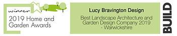 Build Magazine Home and Garden Award Lucy Bravington
