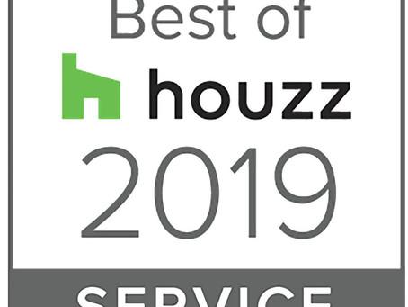 Awarded Best of Houzz 2019