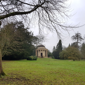 A quick visit to Stowe
