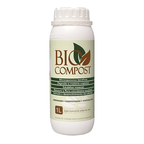 BioCompost Compostagem Jardinagem Horticultura