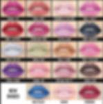 Glitter Lip Shades 💋