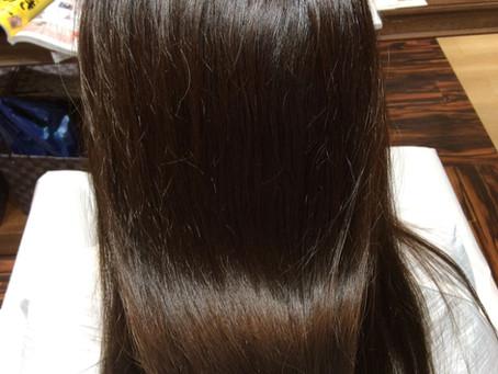 髪の毛きれいにしたくないですか?