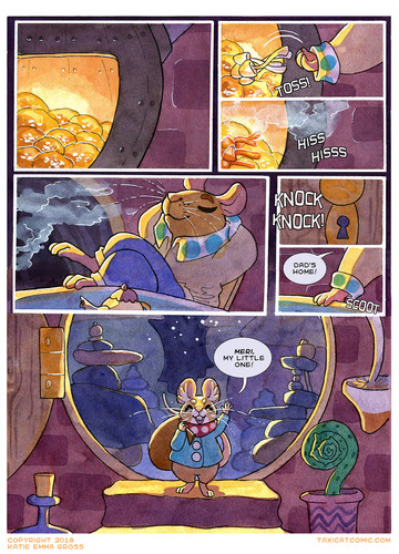Page from Taxicat