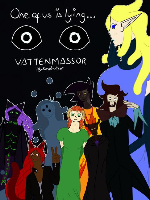 Work by Vattenmassor
