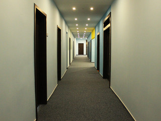 Spoločné priestory, kancelárie Blagohouse, Petržalka