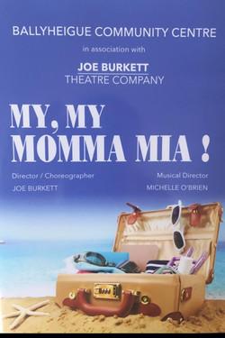 My, My Momma Mia !