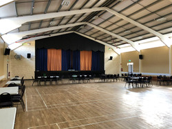 Sports Hall / Stage
