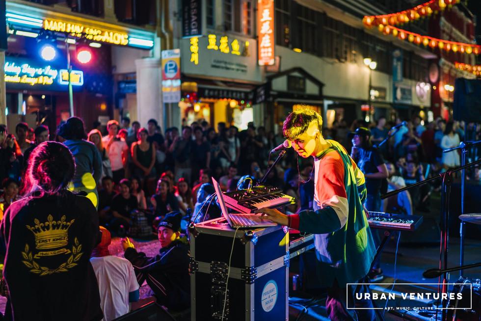 Urban Ventures 2018