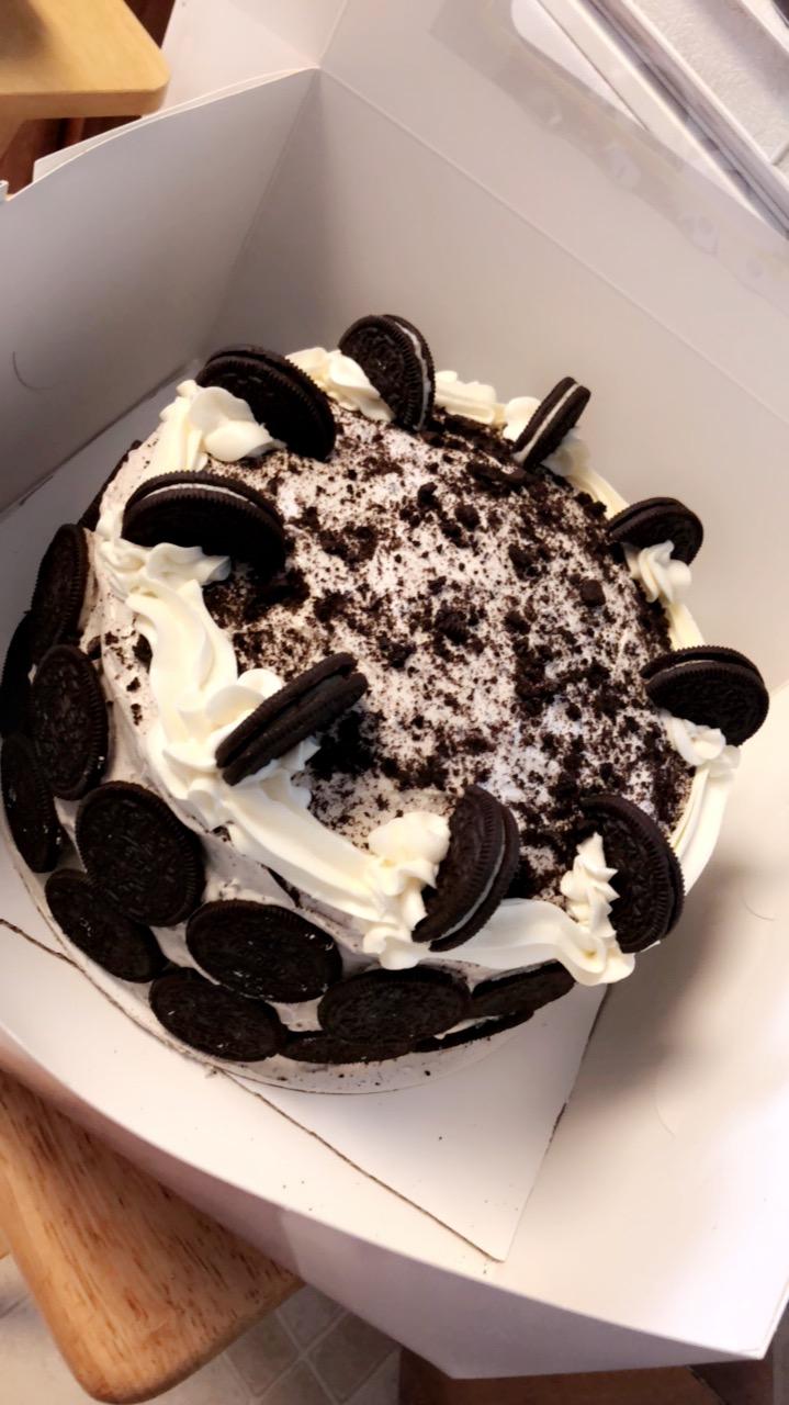 Cookies &Cream Cake