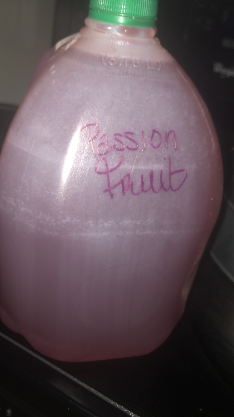 PassionFruit Jungle Juice