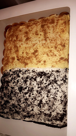 1/2BananaPudding1/2Cookies&CreamCake