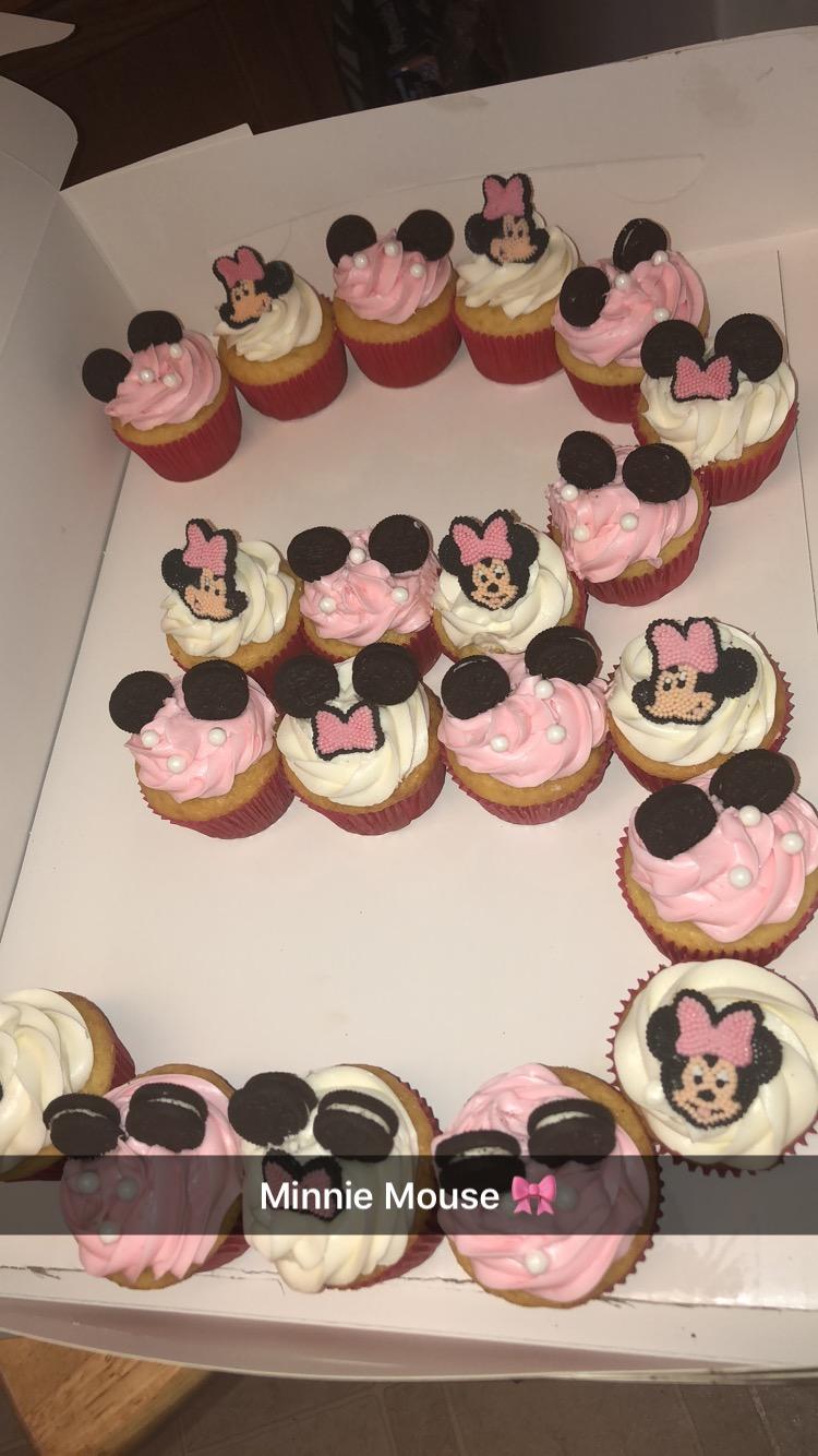 MinnieMouseCupcakes