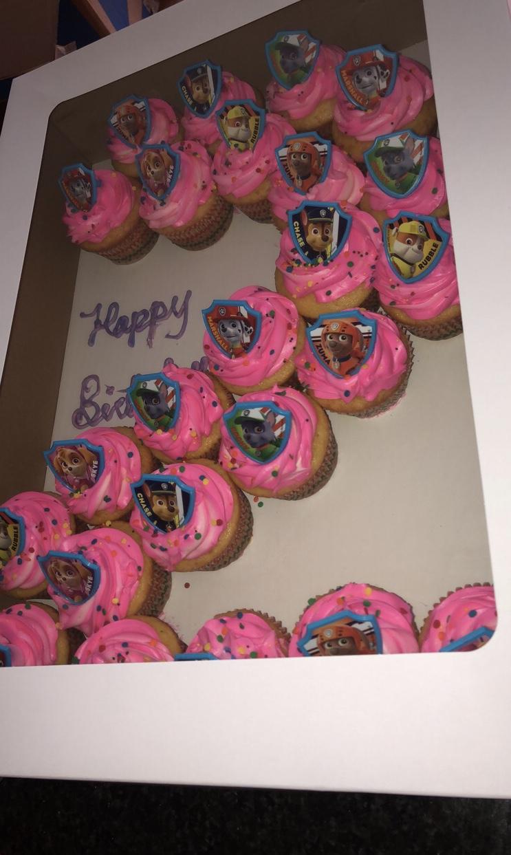 PawPatrol Cupcakes