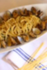 Plat de pattes fraiches - Restaurant Italien Paris