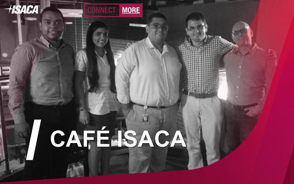 Mayo: Café ISACA en Barranquilla