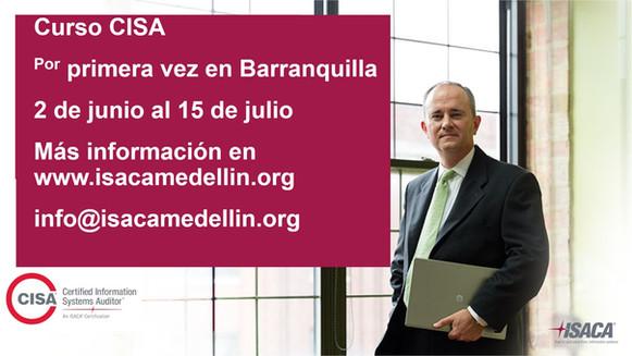 Curso CISA Barranquilla