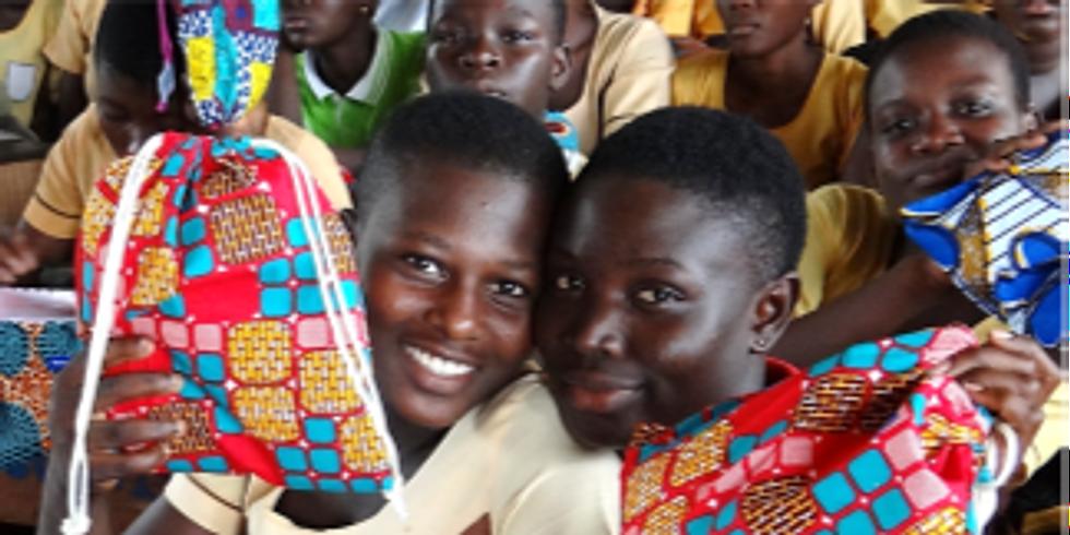 Gather the Women Breakfast - 'Days for Girls' in Ghana