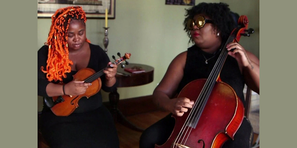 SistaStrings: LIVE from the Threshold Wheelhouse Virtual Stage