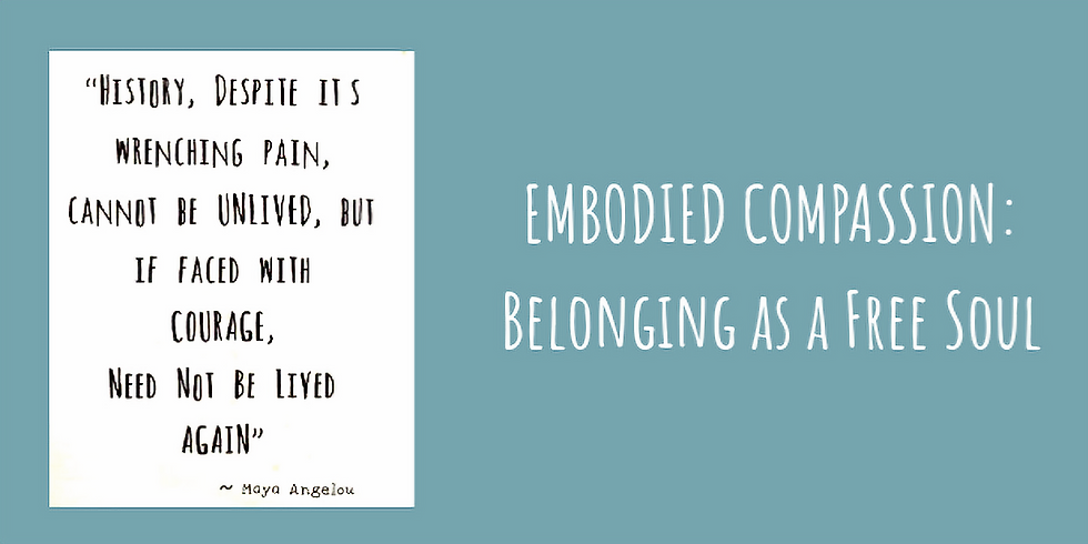 Embodied Compassion