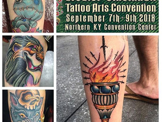 1st Annual Greater Cincinnati Tattoo Convention