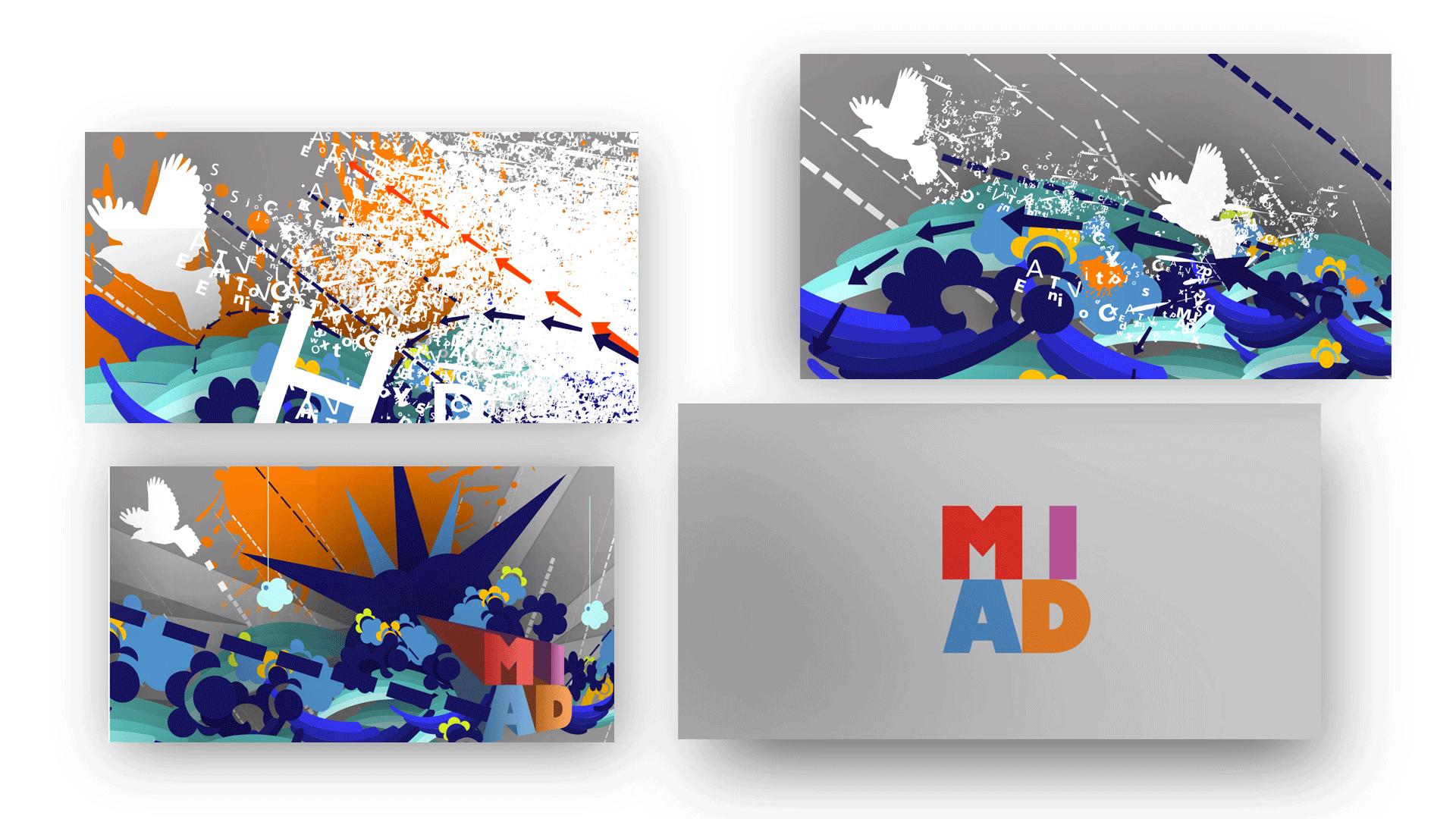 MIAD Logo Animation