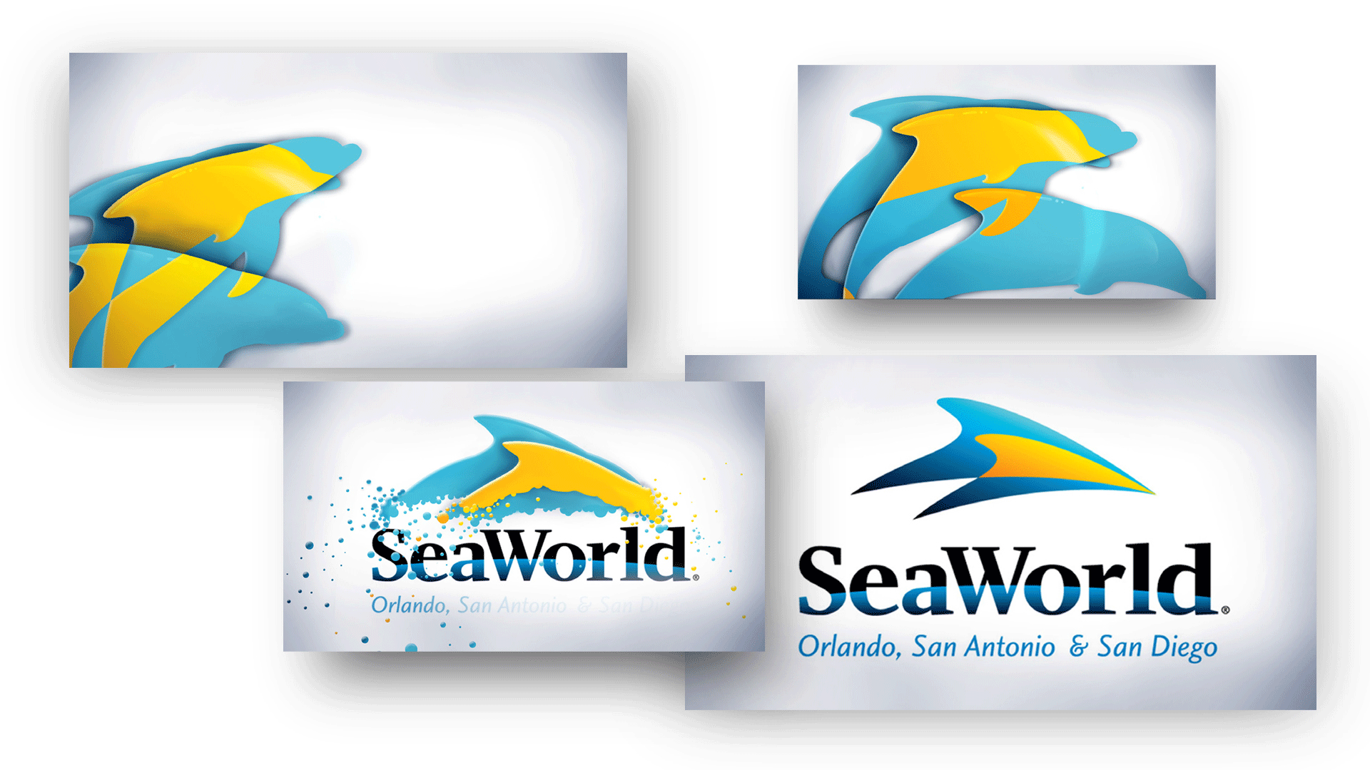 Seaworld Logo Animation