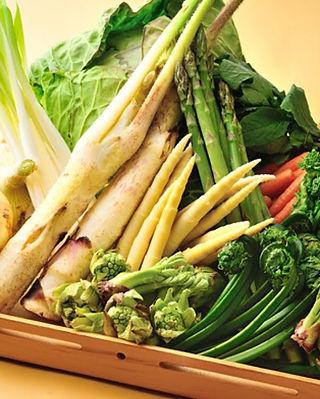 嬬恋の野菜