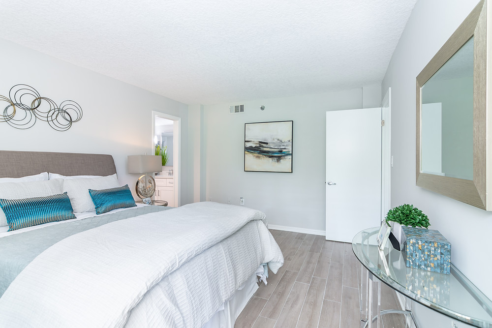 Vacant Home Staging Benefits