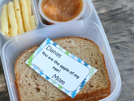 Write Your Child a Love Note