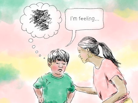 Naming Those Big Feelings