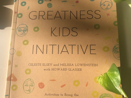 """Noticing Acts of """"Greatness"""""""