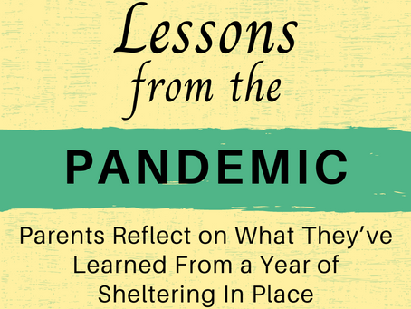 Lessons from the Pandemic