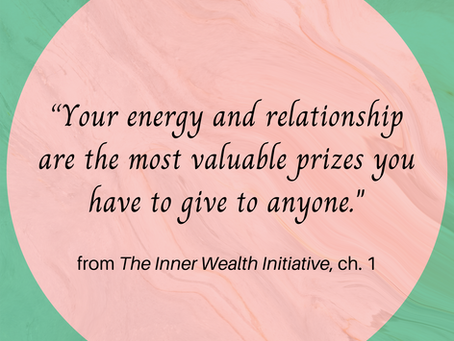 Exploring the Nurtured Heart Approach: The Inner Wealth Initiative Chapter 1