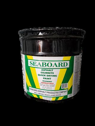Seaboard Asphalt Gisonite Quick Drying Paint