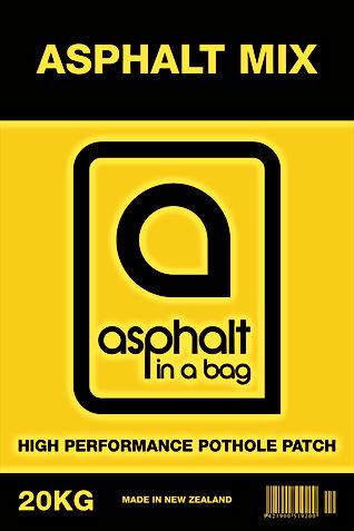Asphalt in a Bag The ORIGINAL Asphalt in a Bag