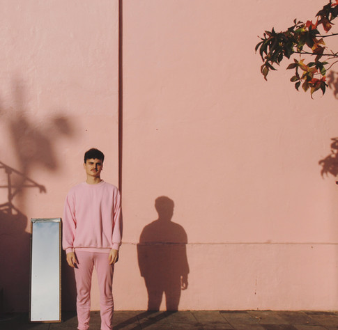 Pink Prison Underwear