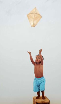 O menino e o balão