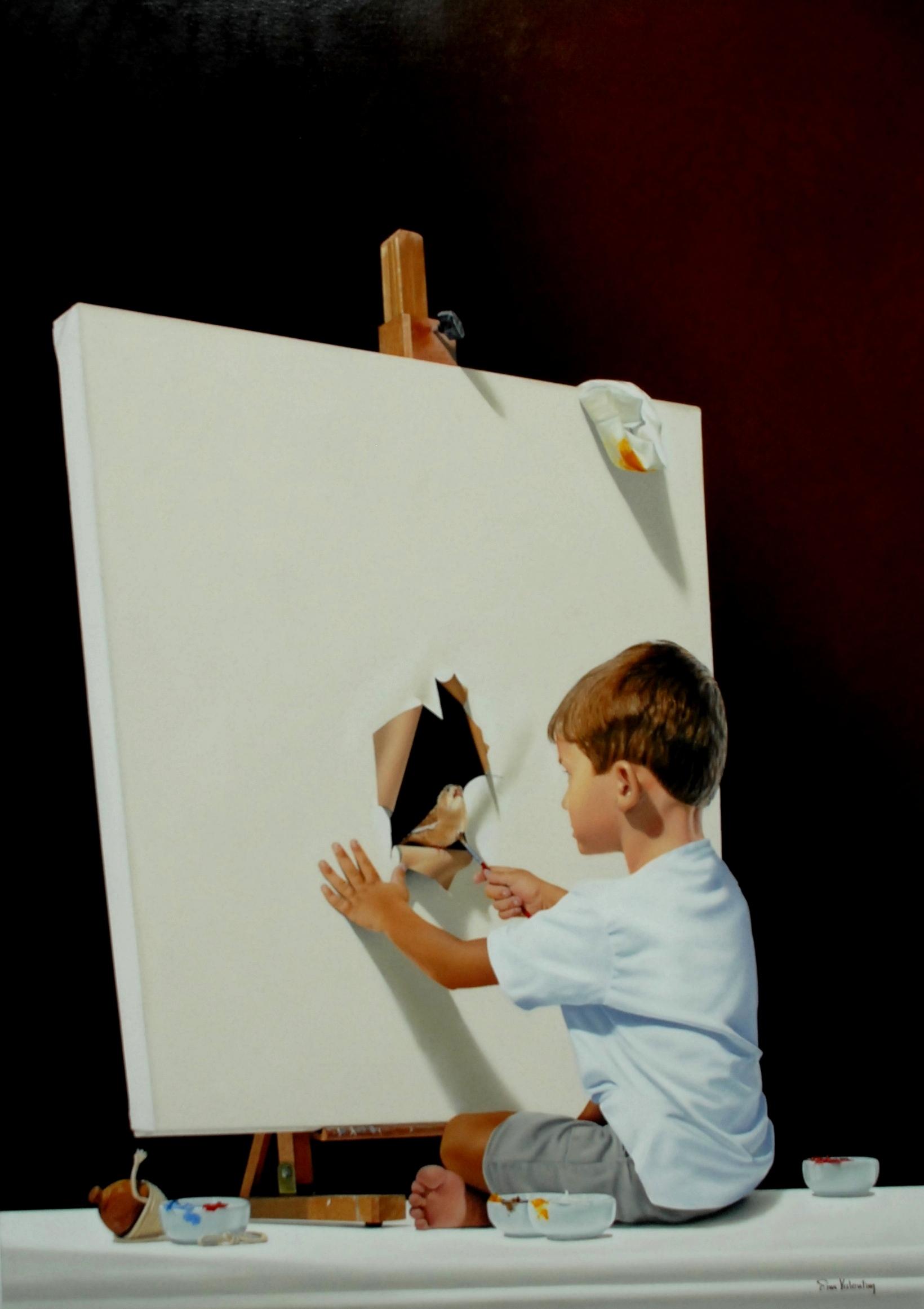 Ao Pequeno Pintor