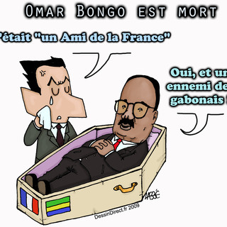 dessindirect.omar bongo est mort.jpg
