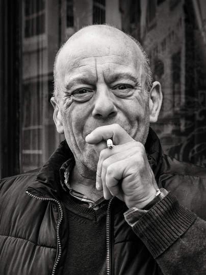 Street smoker